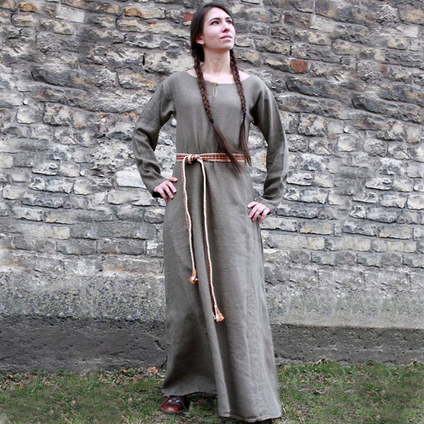 Viking Dress - Linen