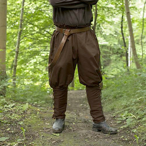 Viking Pants - Canvas