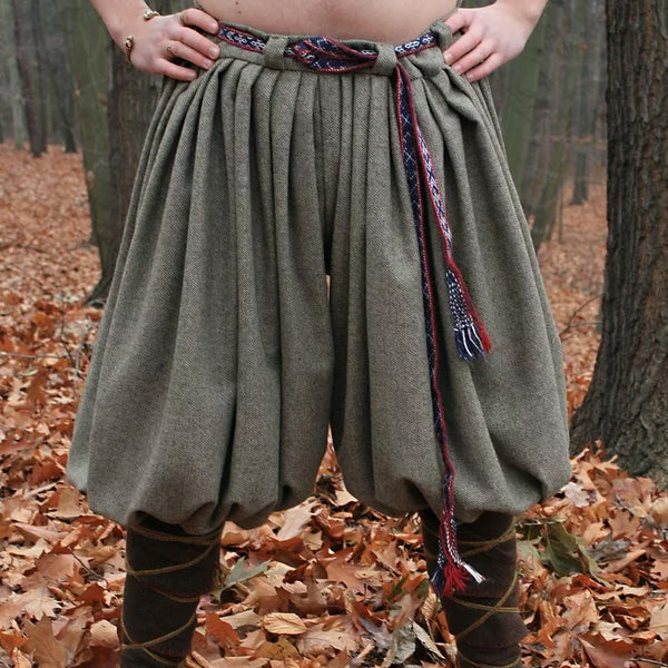 Rus Viking Pants - Wool