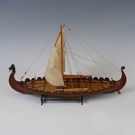 Viking Ship Model Kit