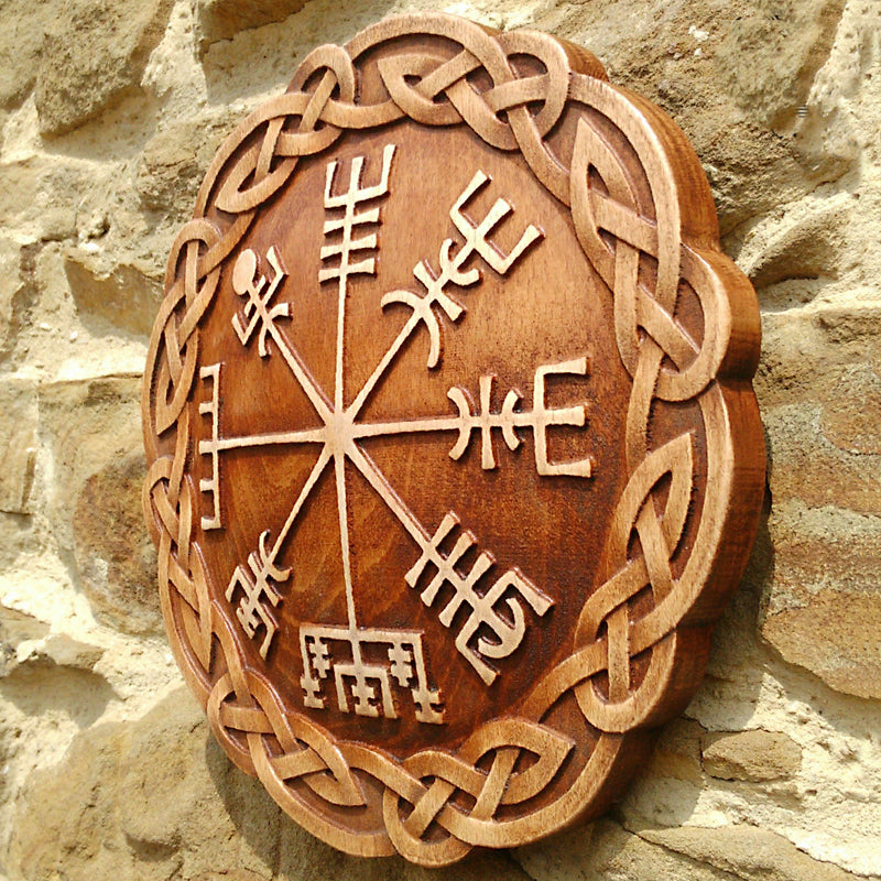 Viking Compass Home Decor