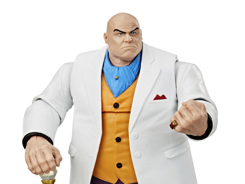 Marvel Legends Retro Collection: Spider-Man Marvel's Kingpin