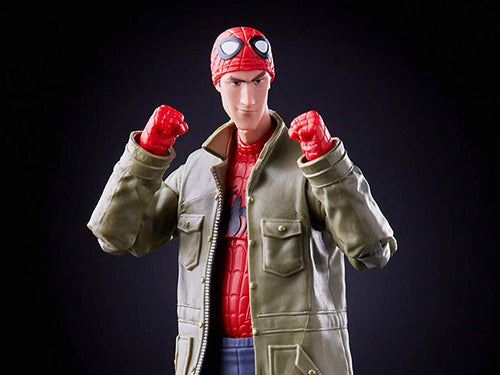 Marvel Legends: Spider-Man Into the Spider-Verse Peter B. Parker (Stilt-Man BAF)