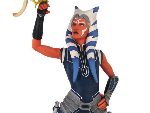 Diamond Select Toys Star Wars Rebels Premier Collection Ahsoka Tano Limited Edition Statue