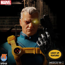 Mezco Toyz One:12 Collective Marvel Cable PX Previews Exclusive