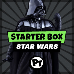 Funko PoP! Star Wars Starter Box