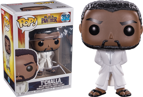 Funko PoP! Marvel Black Panther T'Challa #352