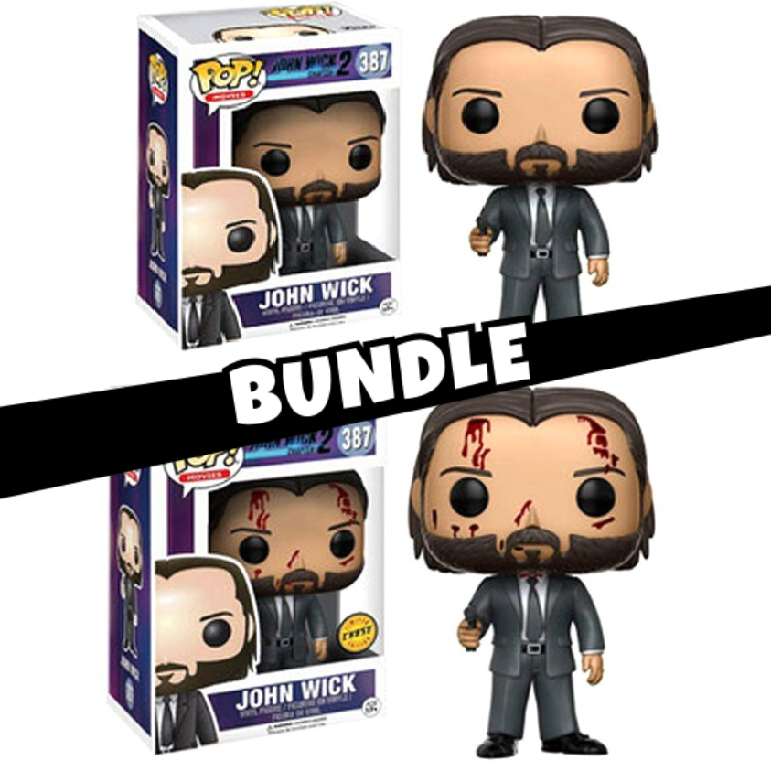 John Wick Chapter 2 John Wick #387 (Bundle)