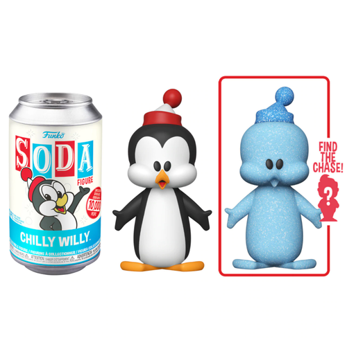 Funko Soda Chilly Willy (Styles May Vary)