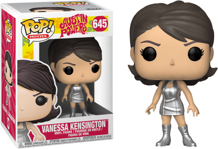 Funko PoP! Movies Austin Powers Vanessa #645