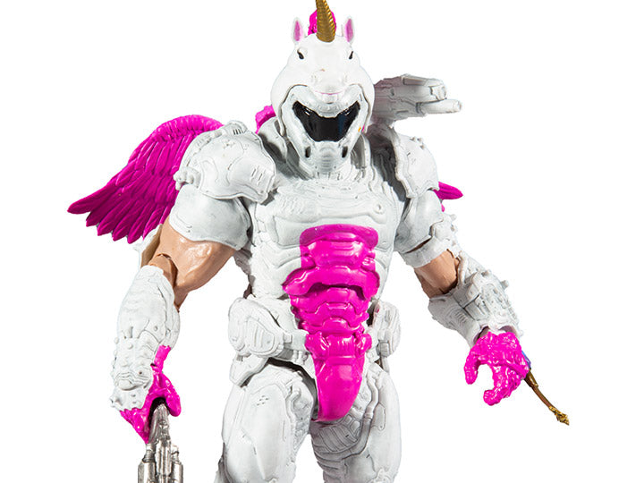 Doom Eternal Doomicorn Action Figure