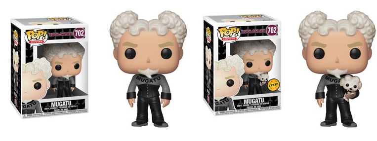 Funko PoP! Movies Zoolander Mugatu #702 (Styles May Vary)