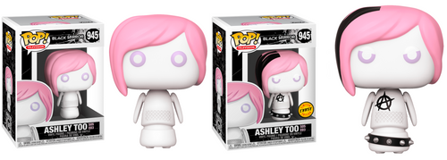 Funko PoP! Television Black Mirror Ashley Too #945 (Styles May Vary)