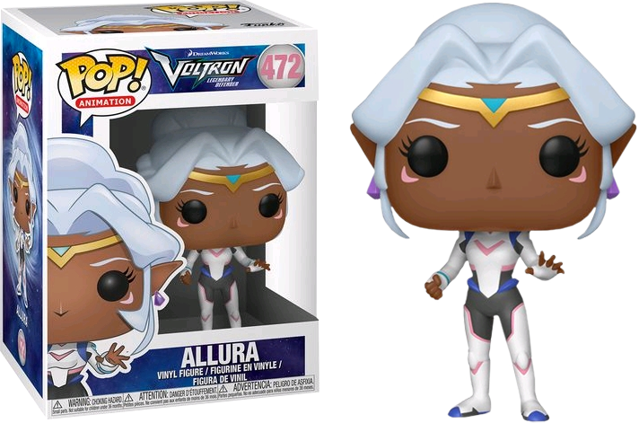 Funko PoP! Animation Voltron Allura #472