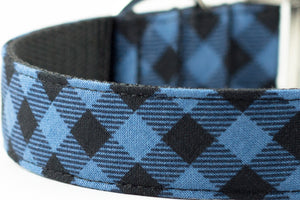 Blue Buffalo Plaid Leash