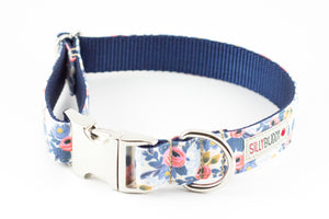 Rifle Paper Co Dog Collar