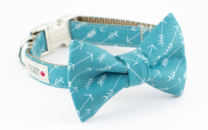 Arrow Dog Bowtie