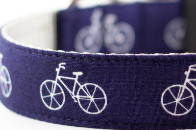 Navy Bicycle Leash