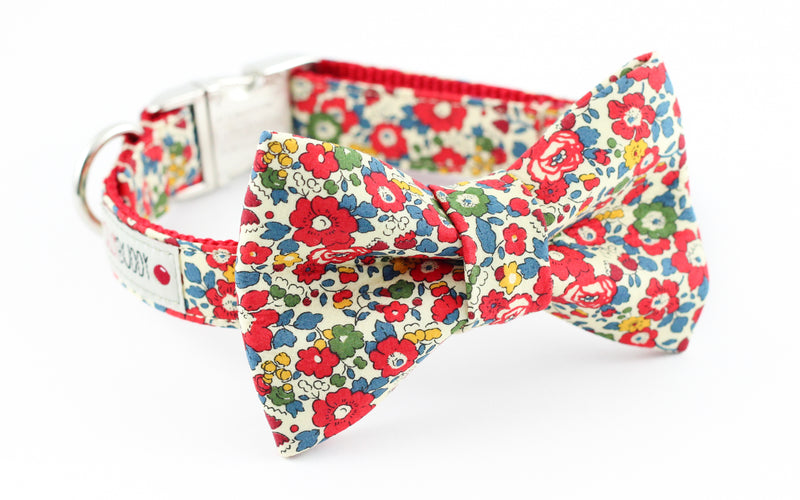 Betsy Ann Red Bowtie