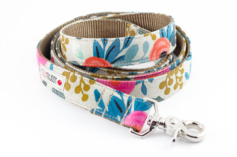 Rifle Paper Co Dog Leash