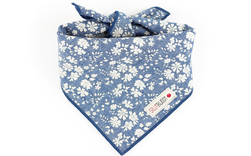 Chambray Japan Capel Bandana