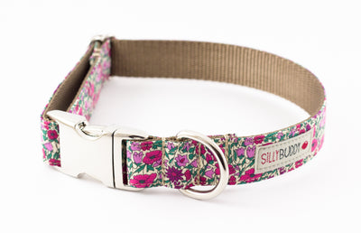 Petal and Bud Bowtie Collar