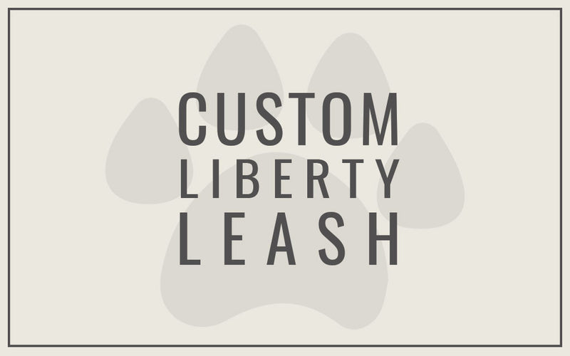 Custom Liberty of London Leash