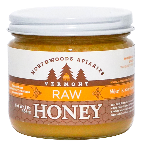 Wildflower Honey | Vermont