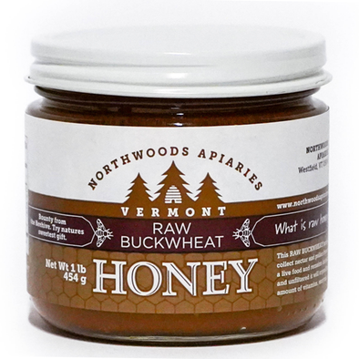 Buckwheat Honey | Vermont
