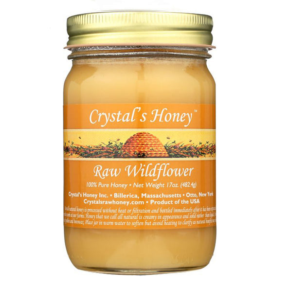 Wildflower Honey | Massachusetts