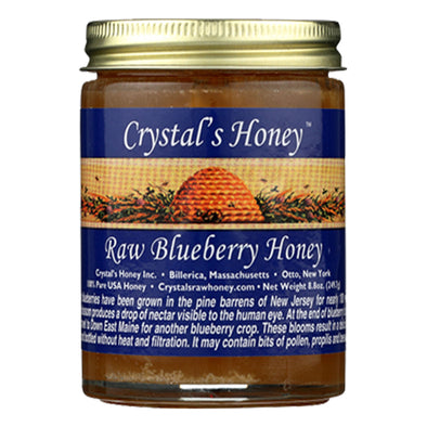 Blueberry Honey | New Jersey