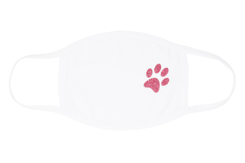 White Mask with Light Paw