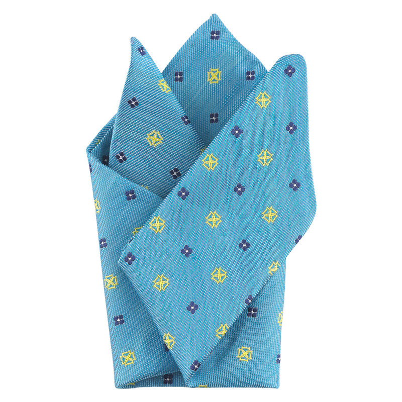 SIGNATURE SERIES POCKET SQUARE