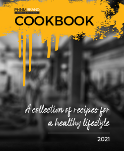 PHNM Cookbook - A Collection Of Recipes For A Healthy Lifestyle