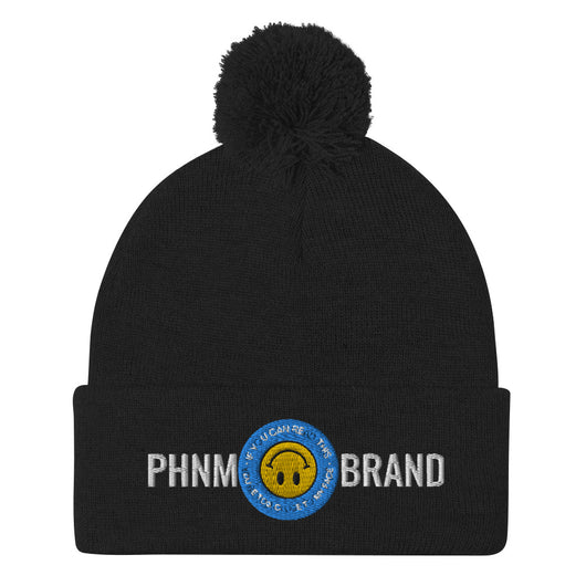 Six Feet, Please Pom-Pom Beanie