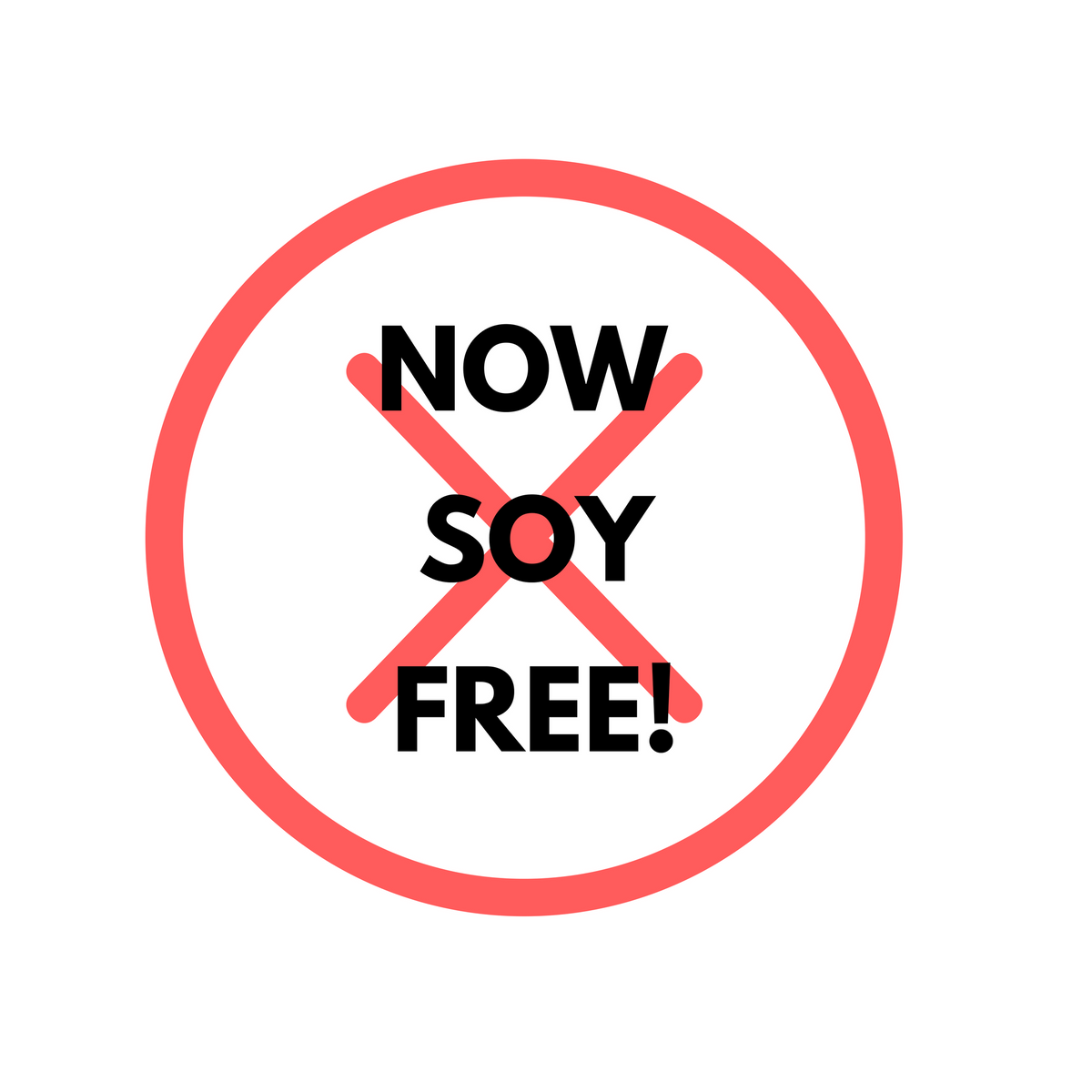 NEKSTELLA IS NOW SOY FREE!