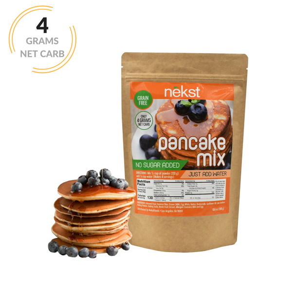 Grain Free Pancake Mix, Just Add Water!