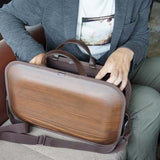 Monacca Kaku - Brown with Strap