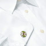 Kiku Chrysanthemum Cufflinks