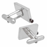 Pinball cufflinks. Wear your Pinball cufflinks by Tokyo Cufflinks. They also are perfect gifts for groomsmen, friends, and husbands! These Cufflinks are hand made in Japan from high-quality sturdy rhodium. The cufflinks will come in a beautiful cufflink box.