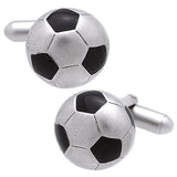Soccer Ball Cufflinks