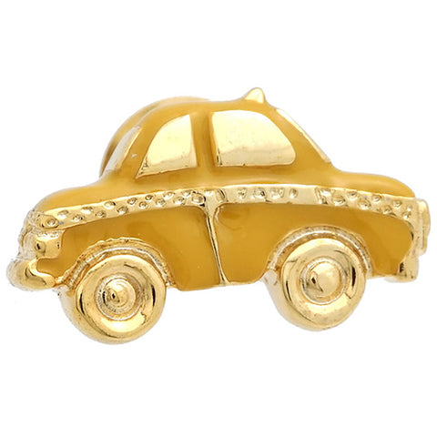 Yellow Cab Lapel Pin