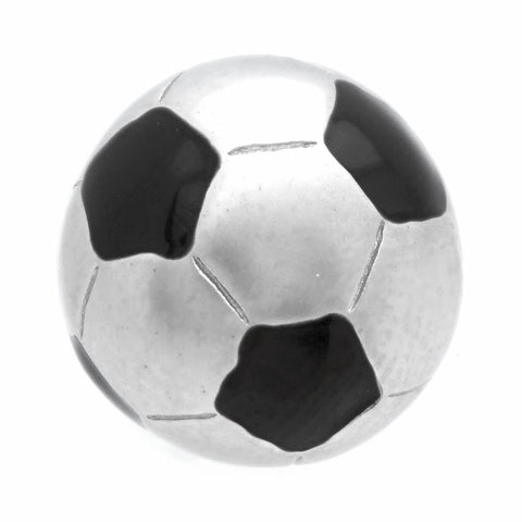 "It is a cute Black Soccer Ball Lapel Pin. Size: Approximately 3/8"" inch. Material: Brass · Plating paint · Epoxy resin. Color: Silver & Black. Model: P0172"