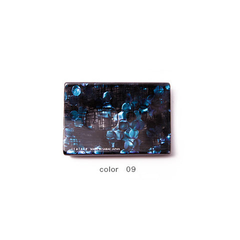 Blue Marble Handade Card Case