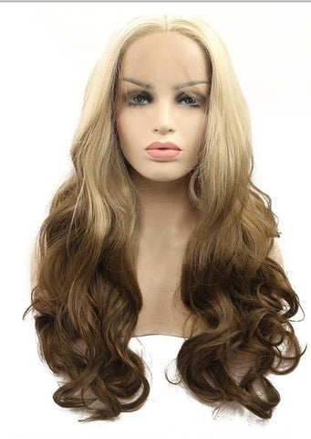 ombre hair wigs tagged straight even love flows