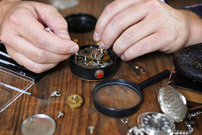 jewelry and watch repair