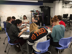 Princeton University Viking Jewelry Workshop