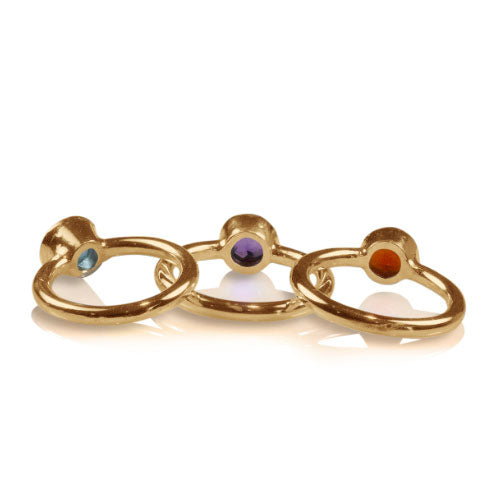 Nancy Troske Jewelry - Jelly Rings