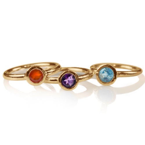 Nancy Troske Jewelry - Sparkle Rings