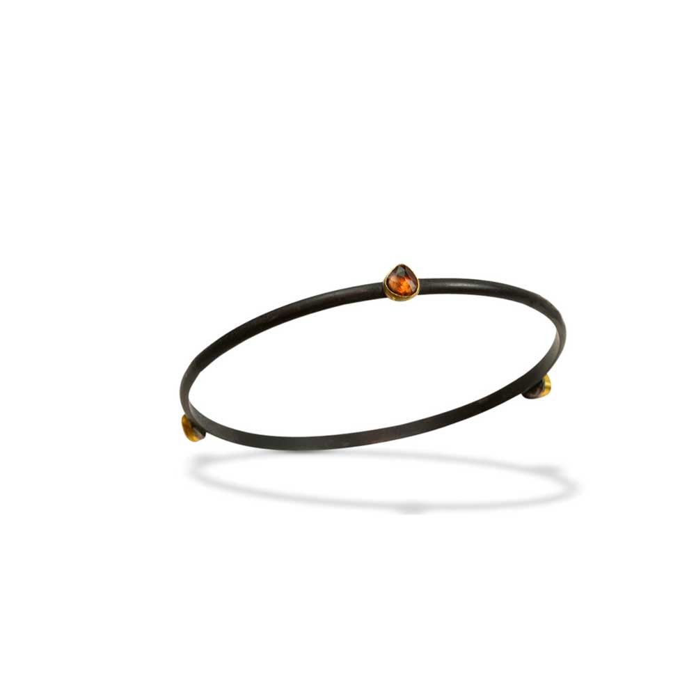 932e0c4809d Buy Three Sapphire Bangle at Nancy Troske Jewelry for only $600.00